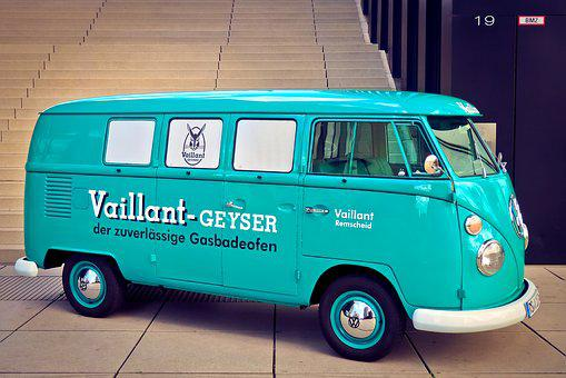 Vw, Bus, T1, Volkswagen, Vw Bus, Old, Auto, Vehicle