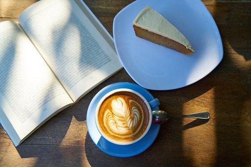 Coffee, Caffeine, Food, Background, Kitchen