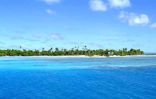Deserted Island, Heavenly Landscape, Deserted Beach
