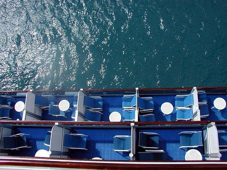 Cruise, Vacation, Water, Sea, Ship, Travel, Holiday