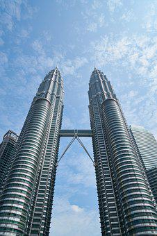 Malaysia, Skyscraper, Petronas, Tower, Architecture