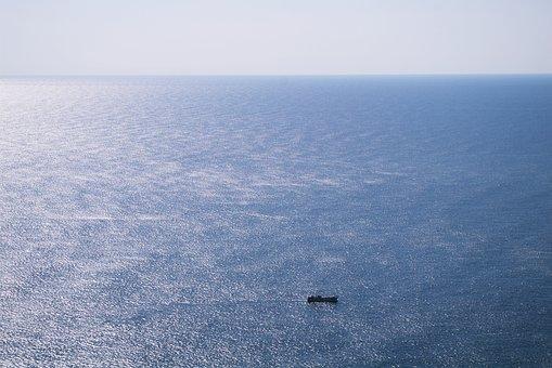 Sailing, Sea, Voyage