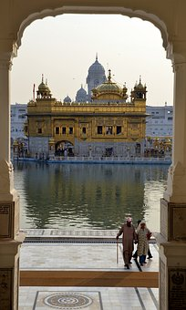 Golden, Temple, Amristsar, India, Architecture