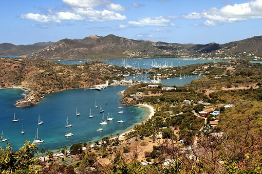 Antigua, Caribbean, Island, Tropical, Travel, Vacation