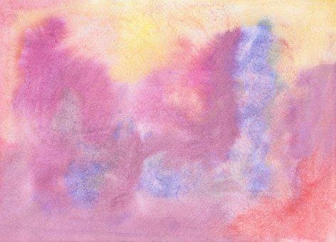 Texture, Watercolor, Course, Blurry, Gradient