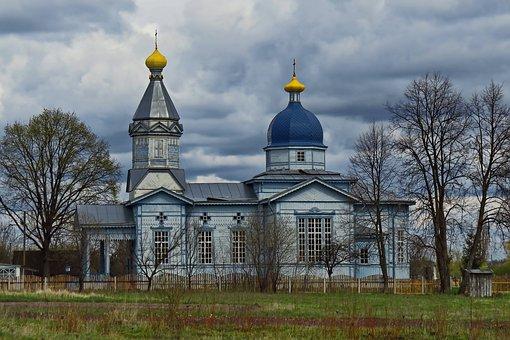 Church, Religion, Temple, Christianity, Orthodox