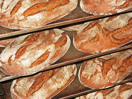 Bread, Fresh Bread, Frisch, Baked, Crispy, Eat