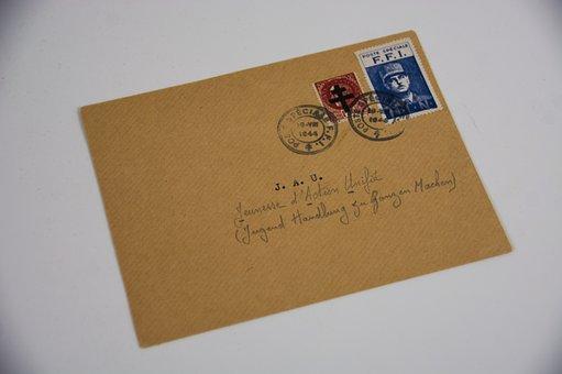 Envelope, Mail, Letter, Correspondence, Factor, Post