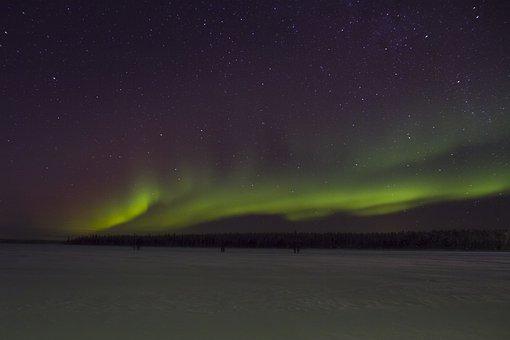 Northern Lights, Finland, Lapland