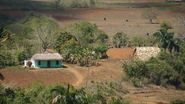 Home, Landscape, Cuba, Hiking, Tobacco, Cigars