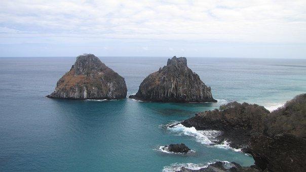 Mar, Two Brothers, Island, Noronha