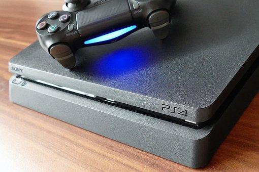 Ps4, Playstation, Playstation 4, Playstation Slim