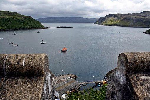 Port, Port Motifs, Panorama, Rest