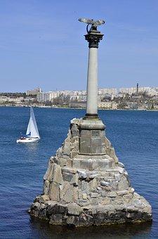 Russia, Crimea, Sevastopol, Tourism, Black Sea