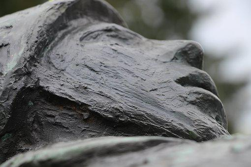 Head, Statue, Soldier
