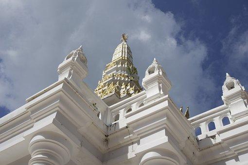 Temple, Buddha, Meditation, Thailandland, Asia, Travel