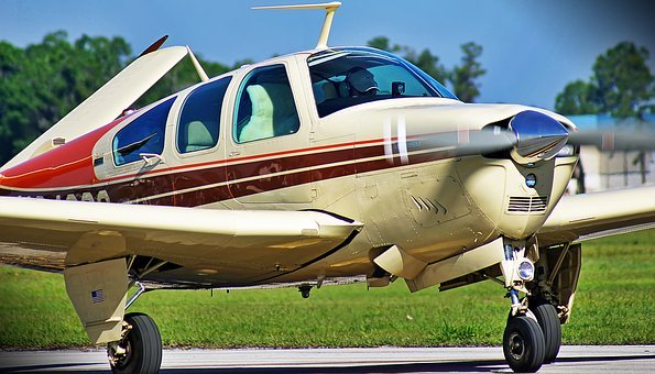 Airplane, Aircraft, Flying, Aviation, Single Engine