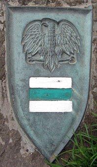 Coat Of Arms, Eagle, Trail, Designation Of The, Poland