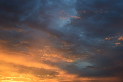 Clouds, Scary, Dark, Sky, Night, Halloween, Nature