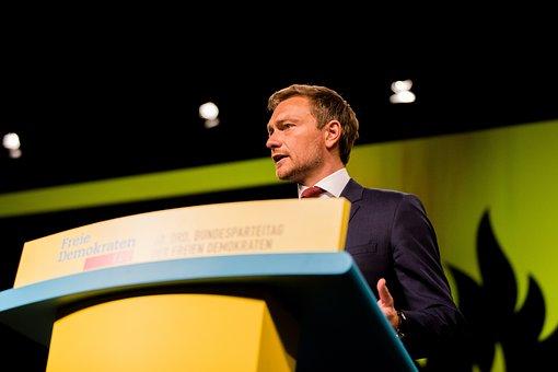 Christian Lindner, Fdp, Federal Congress, Berlin
