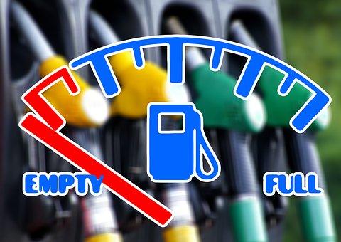 Petrol, Tank, Gas Pump, Tap, Tank Filling, Ad, Full
