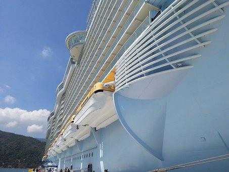 Cruising, Ship, Vacation, Cruise Ship, Luxury, Vessel