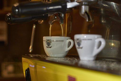 Coffee, Tea, Cup, Automatic, Machine, Coffee Mugs