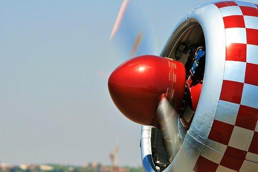North American T6 Harvard, Aircraft, Fixed Wing