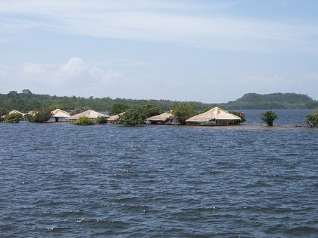 Alter Do Chao, Amazon, Brazil, Santarem, River