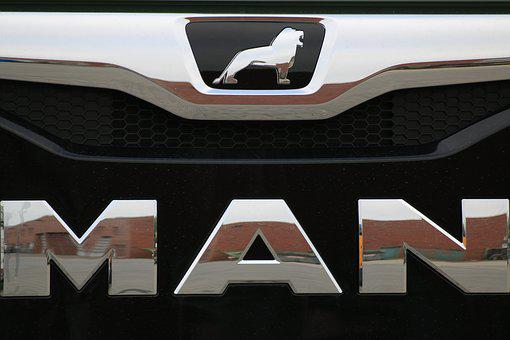 One, Büssing, Lion, Emblem, Truck, Logo, Truck Company