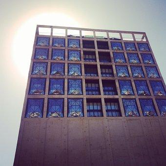 Waterfront, Silo Hotel, Windows
