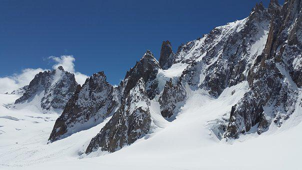 Tour Ronde, High Mountains, Grand Capucin, Chamonix