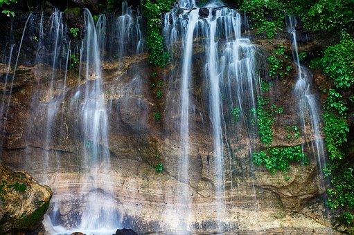 Nature, El Salvador, Jets Of La Calera, There, Tourism