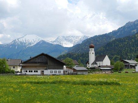 Heiterwang, Austria, Zugspitz Plateau