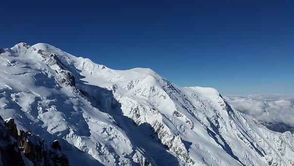 Mont Blanc, High Mountains, Chamonix, Mont Blanc Group