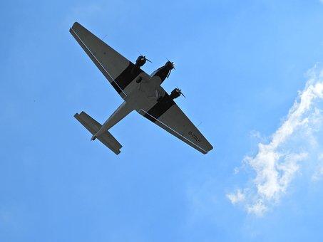 Ju52, Junker, Historically, Old, Aircraft, Aviation