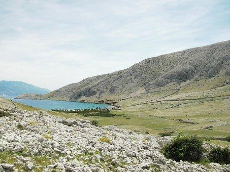 Krk, Kvarner Bay, Island, Sea