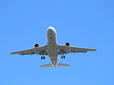Landing, Aircraft, Airport, Hanover, Land, Machine, Fly