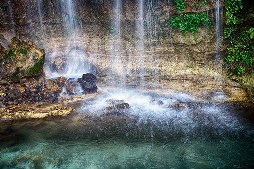 Nature, El Salvador, Water, Waterfalls, Water Fall