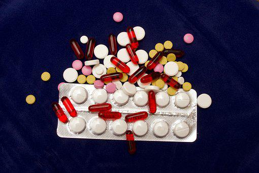 Pills, Medicine, Health, Medical, Medication, Pharmacy