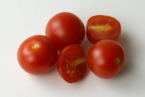 Tomatoes, Red, Cherry, Kitchen, Vegetables, Food