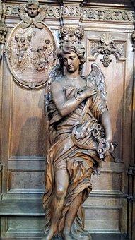 Image, Church, Religion, Faith, Architecture, Belgium