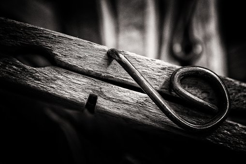 Background, Detail, Structure, Hdr, Black And White
