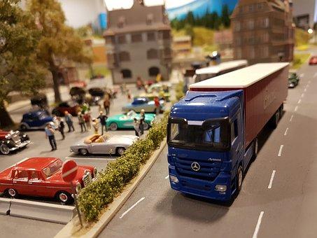 Miniverzum, Camion, Park