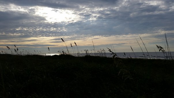 Isle Of Palms, Charleston, South Carolina, Coast