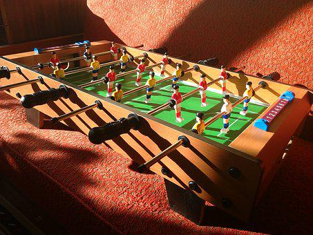 Table Soccer, Cool Freetime, Cheap Leisure