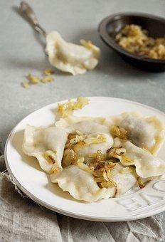 Dumplings, Slavic Cuisine, Filling, Pierogi Ruskie