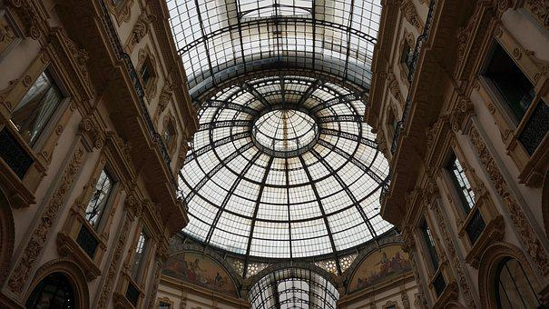 Monument, Art, Italy, Milan, Works, History