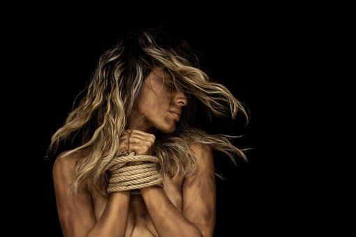 Women's, Model, Fiction, Istanbul, Naked, Fashion Shoot