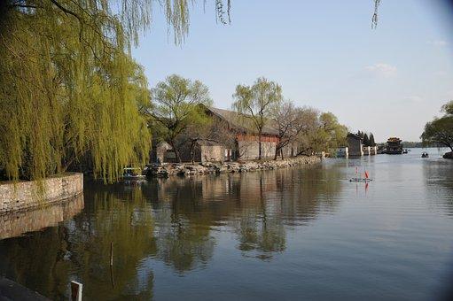 The Summer Palace, Hou Hai, Lakefront